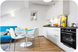 Click to see Krakow Apartments -  Salvator