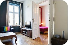 Click to see Krakow Apartments -  Stanislas